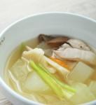 筍と鶏と冬瓜のスープ