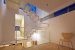 竜泉の家7(階段の夜景)