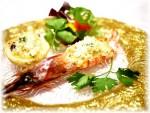美味しく見せる盛り付け方 平たいお料理を上手に盛り付ける♪