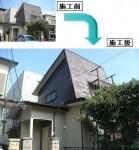 綾瀬市 A様宅 外壁塗装・屋根塗装 (アステック)