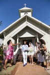 ハワイウェディング マウイ島ラフィオカラニ教会