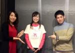 中央FMにお邪魔しました!「はじめてのチェアロビクス」講座