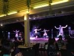 南国のダンス