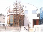 丸い屋根の家(1999年)