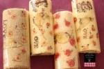 熊谷真由美のデコロールケーキ図案集