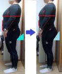 SEFU SOUHOUによる代謝UPと姿勢調整