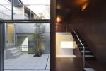 360度回遊する中庭住宅 フェレットが駆け回る家 八潮T.B. 06