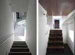 360度回遊する中庭住宅 フェレットが駆け回る家 八潮T.B. 10