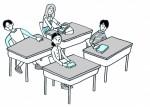 イラスト「中国語テキスト挿絵14」