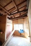 狭小住宅のリノベーション 構造用合板