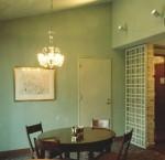 海外からの照明器具、家具をインテリアコーディネート