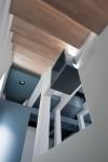 11坪の家に10層のフロア 小石川T邸/BW3  05