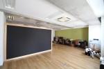 オフィスデザイン 黒板