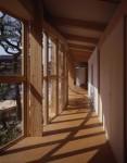 祠と神木を残して建替えた平屋の高齢者住宅 KS邸 08