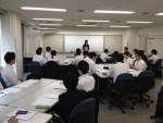 幹部候補生の「ビジネスマナー」研修