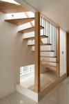 西荻の家 階段