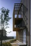沿岸に建つローコスト住宅 吉見・海の家 03