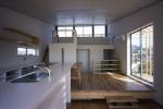 沿岸に建つローコスト住宅 吉見・海の家 05