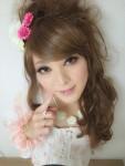 東京の変身女装サロン型女装化粧品ハイクオリティ女装写真