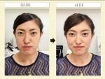 メイクで顔型は変えられる!
