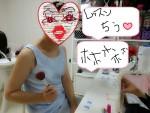メイクレッスン風景(゚∀゚)サロン型女装化粧品店ハイクオリティ