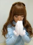 凄腕・お嬢様系女装メイク ゆきちゃんボーナスピッタンコ