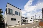 収納の家(ライフスタイル住宅) 外観デザイン