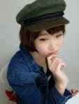 凄腕・初公開メイク方法ボーイッシュ系女装メイク・まことちゃん