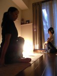 yogaプライベートレッスン