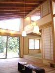 1000万円台の木としっくいの家/1.5階建て住宅設計相談会