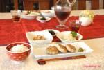 疲れた身体に嬉しい、手作り豆腐と家庭料理レッスン