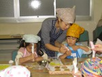 子ども食育教室