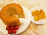 米粉のシフォンケーキ&クッキー
