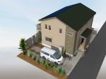 太陽光発電設置 注文省エネ住宅 完成体感見学会