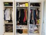 クローゼットすっきり整理収納サービス