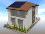 長期優良住宅認定 太陽光 高断熱・高気密 FPの家 構造見学会